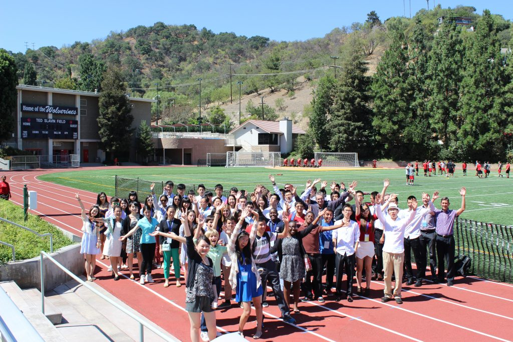 WLSA Student Conference 2014 at Harvard-Westlake (US)